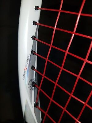 head grahene touch speed mp/Djokovic racquet.