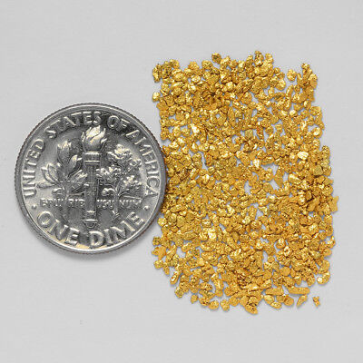 1.1067 Gram Alaskan Natural Gold Nuggets - (#21056) - Hand-Picked Quality