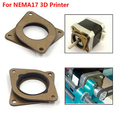 Home Garden Shock Absorber Stepper Vibration Damper Nema17 3D Printer Parts New