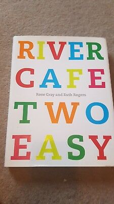 River Cafe Two Easy (Hardback) RRP £20