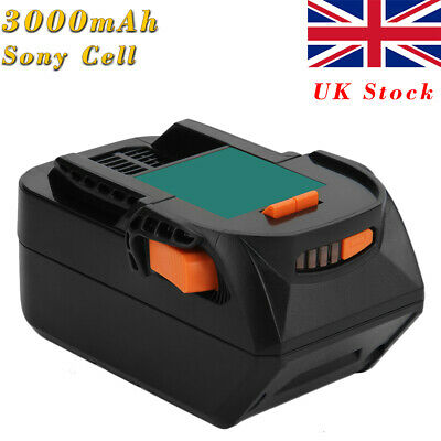 18V 3000mAh Li-ion Battery For AEG L1830R L1815R B1820R B1830R BS18G B1817G BX18