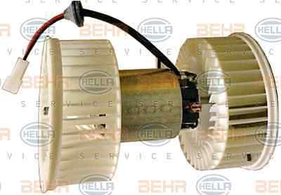 Heater Blower Fan Interior - Hella 8EW 351 042-651