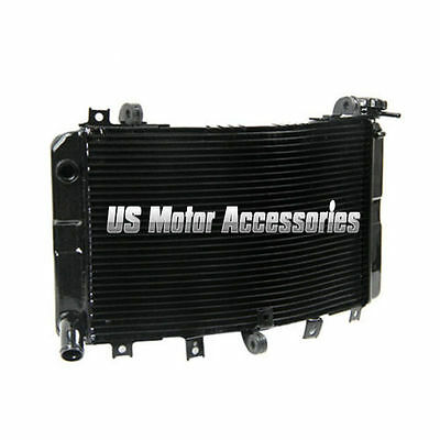 HIGH FLOW ALUMINUM REPLACEMENT Radiator FITs SUZUKI HAYABUSA GSXR1300 99-07 AU