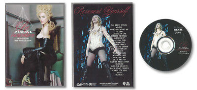 Madonna Reinvention World Tour live in NYC 20.06.04 Fan shot DVD
