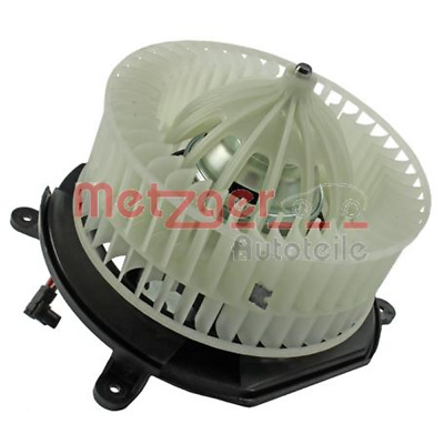 Heater Blower Fan - Metzger 0917143