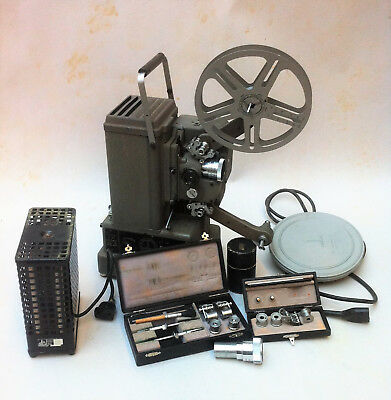 Proiettore Bolex G816 16Mm 8Mm-Extras-Working