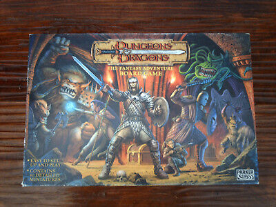Dungeons & Dragons Board Game & Forbidden Forest Expansion