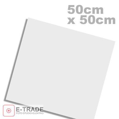 50cmx50cm -PHOTO REFLECTIVE BOARD -- TRANSPARENT -- REFLECTORS DISPLAY