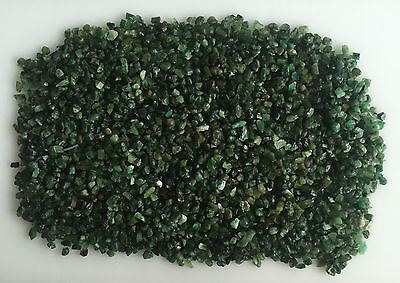 428 Ct Natural Emerald Green Rough Gemstones Loose Mineral Lot Raw Earthmined