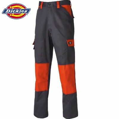 New Mens Dickies Heavy Duty Action Combat Work Pants Wear Cargo Trousers UK Size