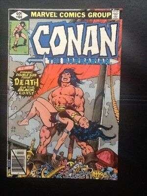 Conan The Barbarian #100 - Double issue