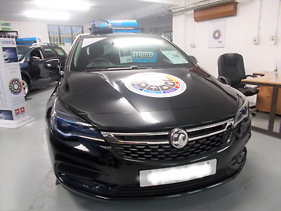 Vauxhall Astra 1.4 Turbo Automatic