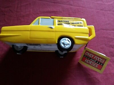 Only Fools and Horses/Trotters Van/Del Boy Vintage Teapot/BBC 1990/With Tags