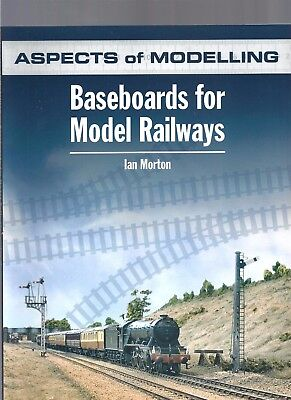 Aspects of Modelling: Baseboards for Model Railways - Ian Morton NEW Paperback