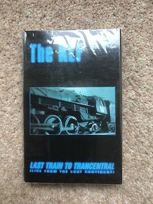The KLF – Last Train To Trancentral (Live From The Lost Continent) - cassette