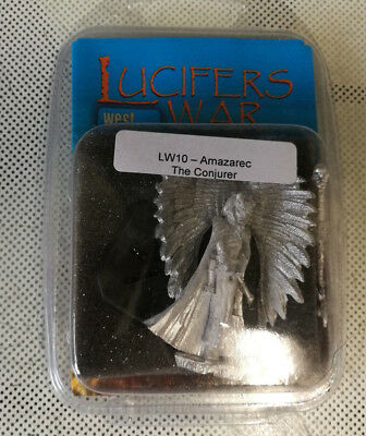 Amazarec the Conjurer figure: Lucifer's War. 28 mm metal (West Wind)