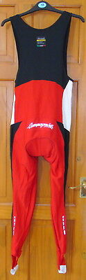 Excellent Condition Campagnolo Raytech Bib-Tights With. Medium (Size 3)