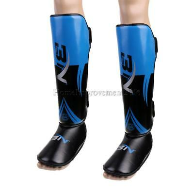 Leg Guards Shin Instep Guards MMA Leg Protection Gear Catchers Protection