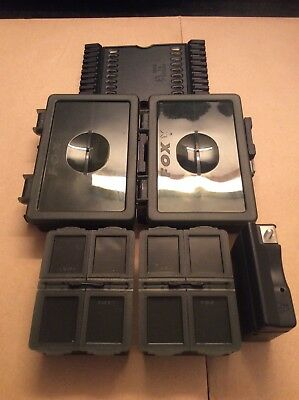 fox system boxes carp tackle