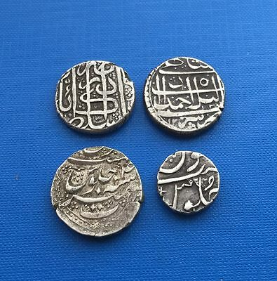 Islamic Dynasties lot of 4 coins