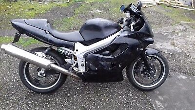 Triumph tt 600 2002 spares or repair project
