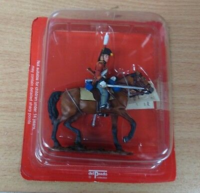 Cavalry of the Napoleonic wars issue 4 magazine and figure