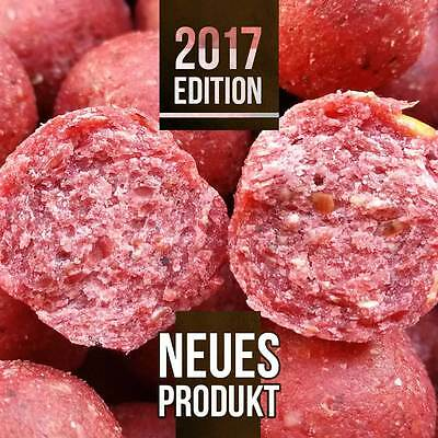 -- Deep Water Baits Boilies -- Active Feed Line -- Strawberry 10 Kg --