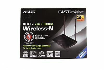 Max Fire ASUS WLAN Router Wireless N