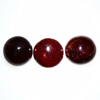 18.265 Ct Exclusive Brilliant! 100% Natural Top Red Garnet Star Unheated Cab !!!