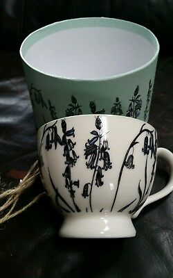 Tales in a Teacup Badger cup gift set