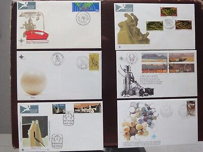 First Day Covers Africa 1968 Onwards