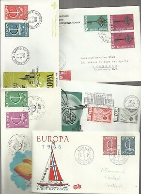Europa covers x 10 clearance lot 1
