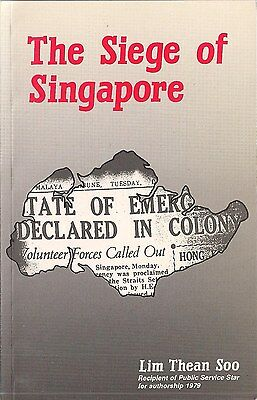 The Siege of Singapore by Lim Thean Soo