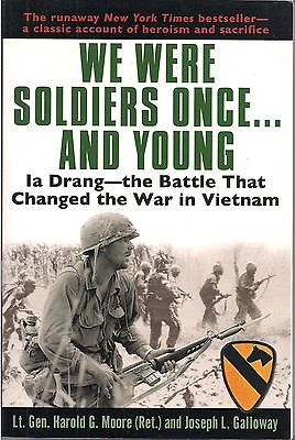 We Were Soldiers Once...and Young by Harold Moore and Joseph Galloway
