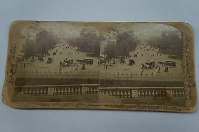 Vintage Pre-WWI Illustrated Combat Series Lot of 7 Stereoview Cards Military