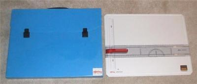Rotring College  A3 - Drawing Board + Carry Case