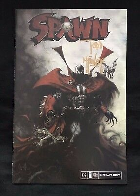 Spawn - #132 Hand Signed by Todd McFarlane - Image Comics