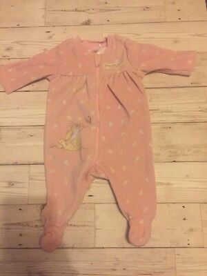 Guess How Much I Love You Baby Romper (up To 1 Month)