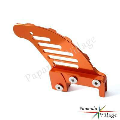 Rear Brake Disc Guard Potector Cover For KTM 125 250 200 450 SX/EXC 2003-2014