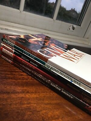 Marvel Graphic Novel Collection