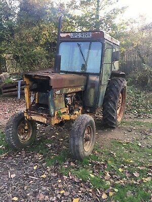 International 258 Hydro Industrial Tractor Project Very Good Runner
