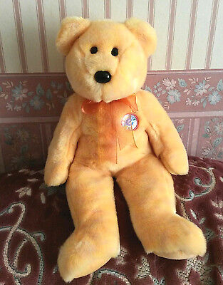 "Ty Beanie Babies 13"" eBuddy Bear Soft Toy"