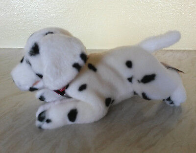 """Keel Toys Domino The Dalmation Soft Toy 8"""""""