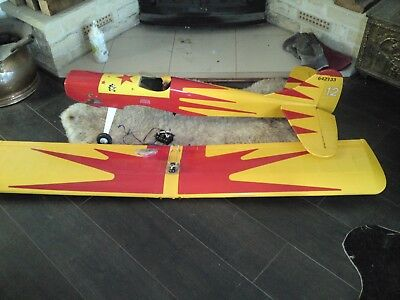Radio controlled model aircraft.airframe