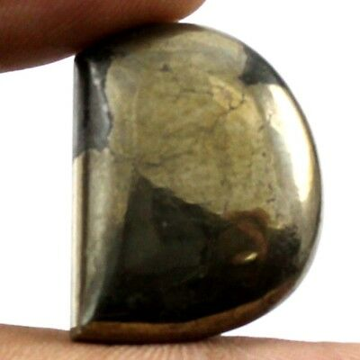 38.10 cts 100% Natural Designer Apache Gold Pyrite Cabochon Fancy Loose Gemstone