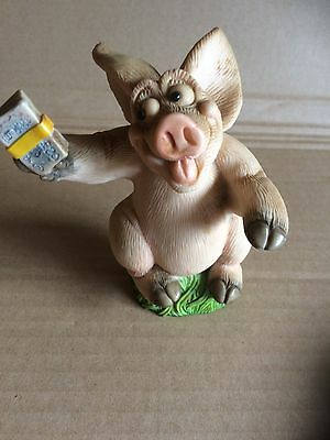 Collectable  Piggin Payday Ornament