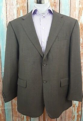Richard Harris  44R Single Breasted Grey Wool Mens  Blazer