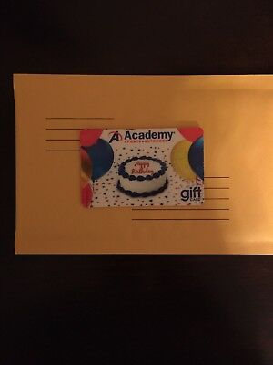 $50 Academy Sports Gift Card