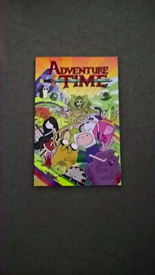 Adventure Time : Volume 1 Graphic Novel Comics Book