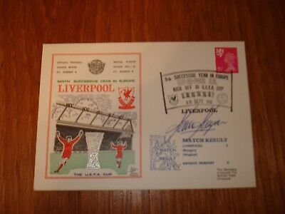 Football  Postal Cover  Liverpool